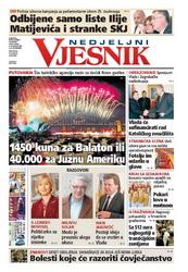 VJESNIK - COVER
